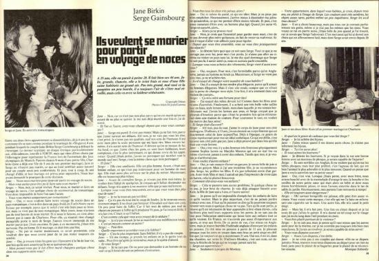 revue magazine presse serge gainsbourg et jane birkin images-du-monde-n-32-aout-1972.jpg