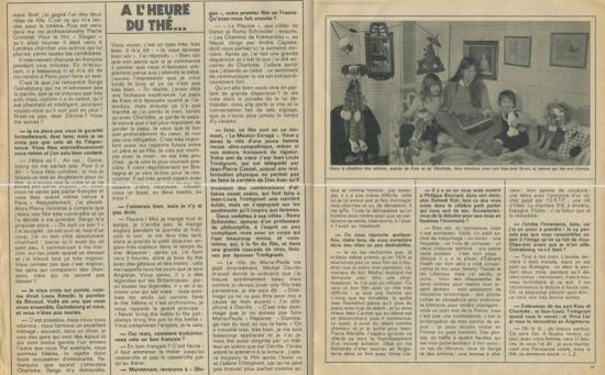 jane birkin article léon zitrone
