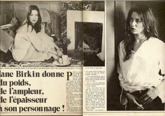 jane birkin reportage presse magazine belgique le-soir-illustre-n-2549-30-avril-1981.jpg