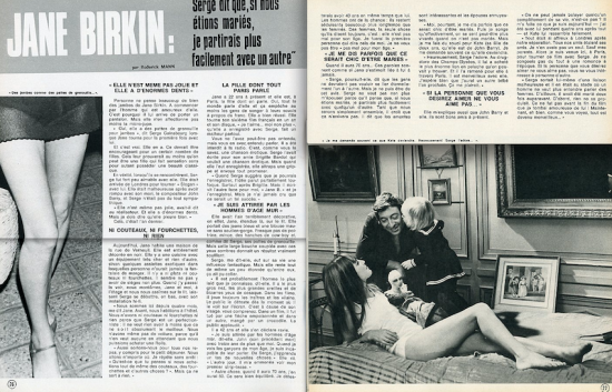 Ciné revue, n° 8, 20 février 1969 2