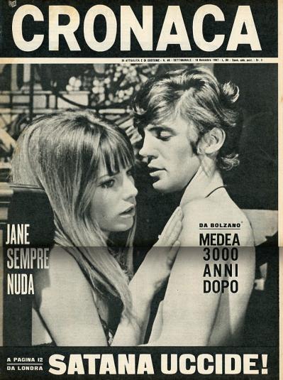 Cronaca n 46 18 novembre 1967 italie a