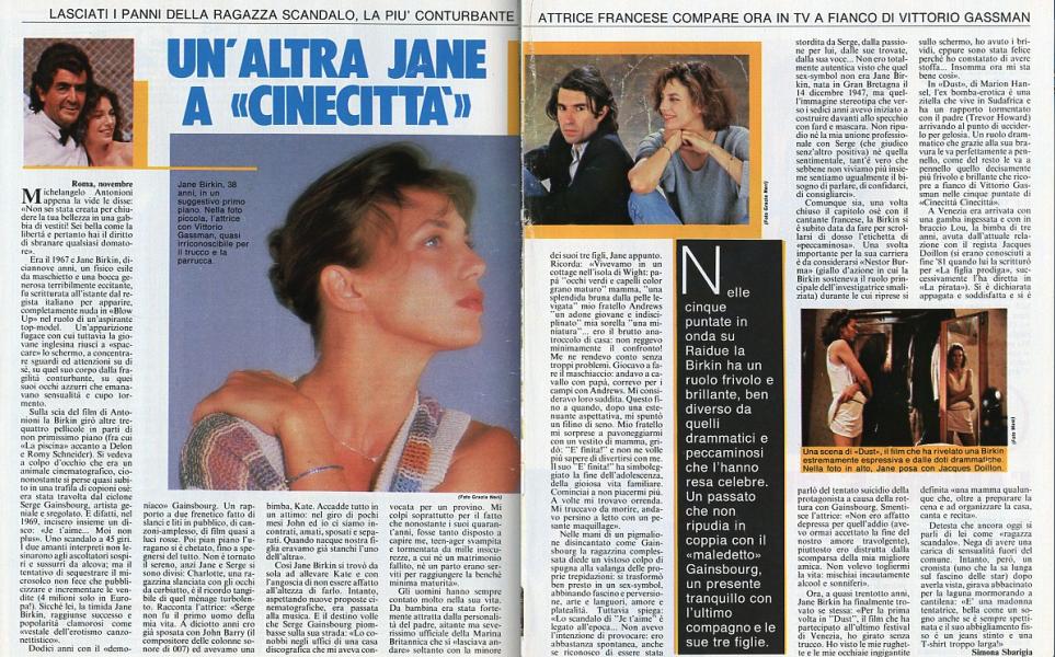 Grand hotel anno xl n 48 28 novembre 1985 italie a
