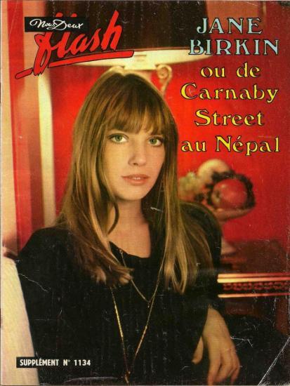 jane-birkin-couverture-flash-supplement-magazine-nous-deux-n° 1134, 1969