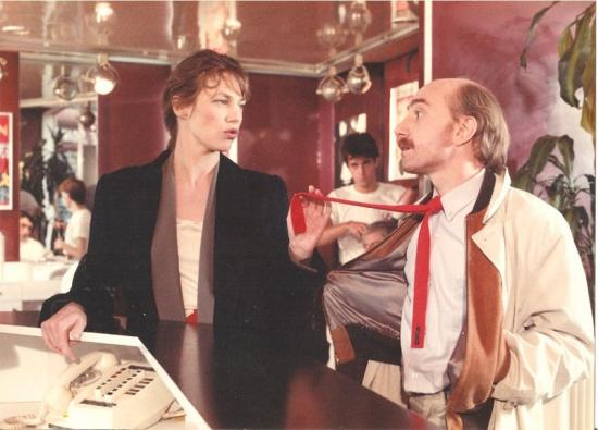 Jane Birkin film Circulez y'a rien à voir