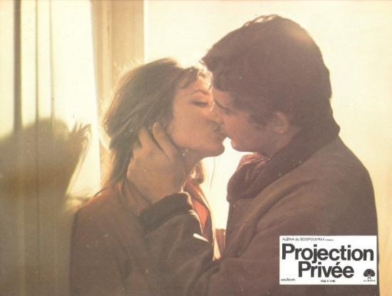 Jane Birkin Projection privée, de François Leterrier, photo d'exploitation