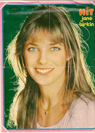 jane birkin presse -hit-magazine
