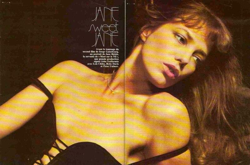 jane birkin -jane-sweet-jane magazine-premiere