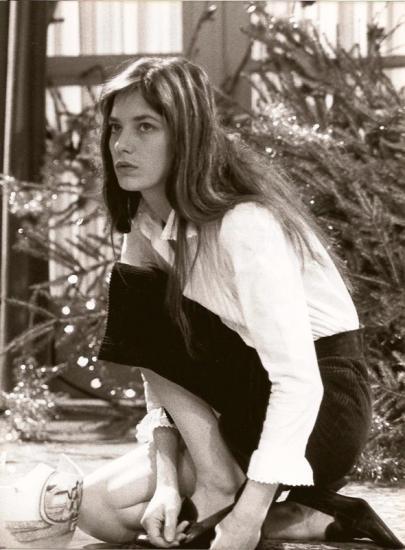 Jane Birkin et Jacques Spiesser film Le diable au coeur de Bernard Queysanne