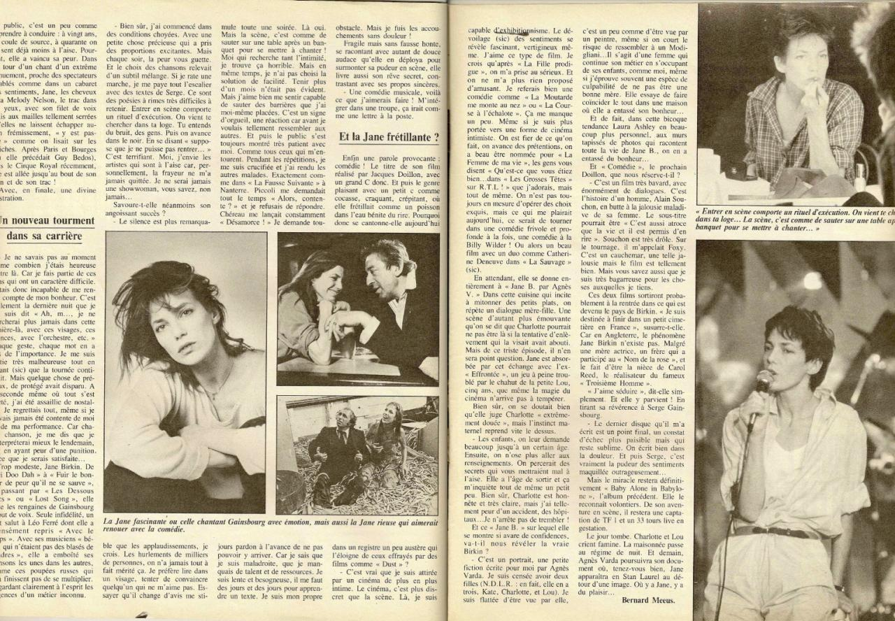 La petite etrangere 1981 - 1 8