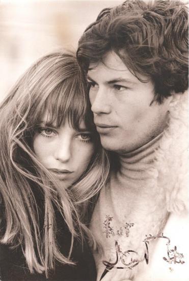 Jane Birkin et Renaud Verley film Les chemins de Katmandou, de André Cayatte