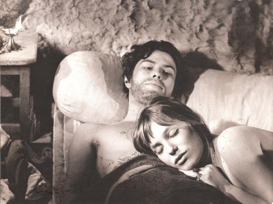 Jane Birkin film Les chemins de Katmandou, de André Cayatte