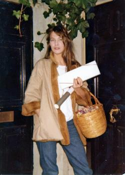 Jane birkin photo rue de verneuil