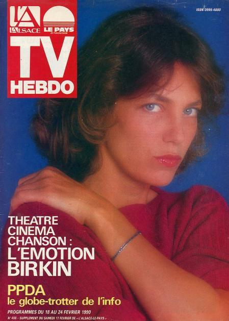TV Hebdo-L'Alsace-Le-Pays-n° 408, sup. du 17 février 1990