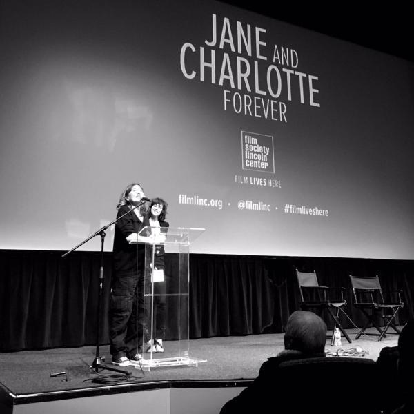 Jane et charolotte forever