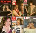 Jane Birkin liste des couvertures de magazines