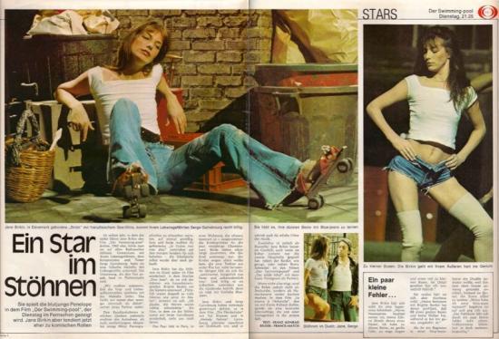 Kurier - TV-magazin - presse etrangere, allemangne - 23 au 29 aout 1975