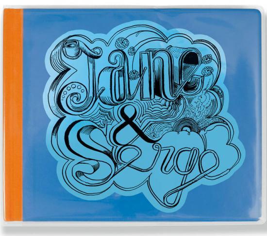 Jane & Serge par Andrew Birkin, 2013, éditions Taschen