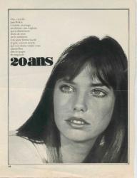 jane birkin magazine 20 ans