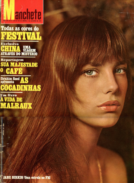 Manchete n 1016 9 octobre 1971 bre sil 1