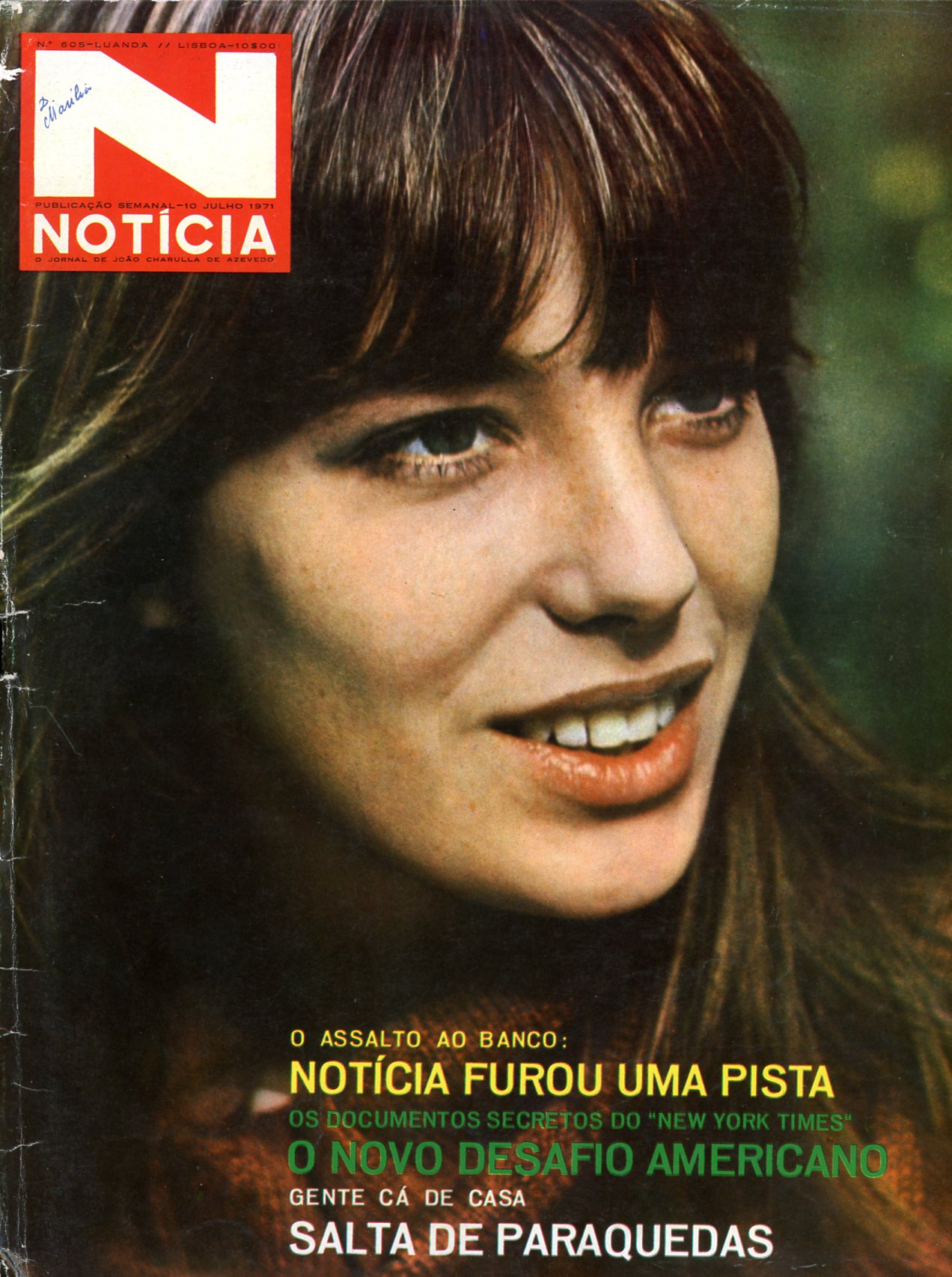 N Noticia, 1971, Portugal