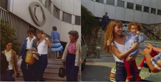 jane birkin sortie maison de la radio photo source inconnue france