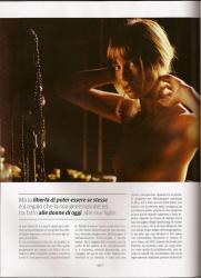 Jane Birkin Playboy - edition italienne - n 10, novembre 2009