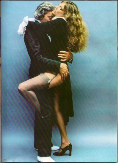 Jane Birkin et Serge Gainsbourg Playmen, edition italienne - n 7, juillet 1979 d