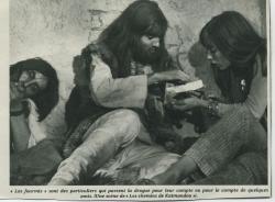 Jane Birkin Les chemins de Katmandou presse française