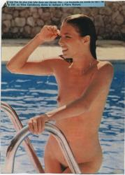 Jane Birkin nue presse française