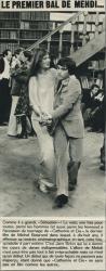 Jane Birkin et Mehdi Catherine et Cie presse française