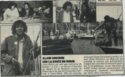 Jane Birkin Alain Souchon article presse française