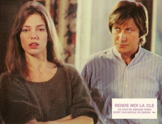 jacques dutronc jane birkin film rends-moi-la-clé