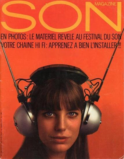 Son magazine jane birkin 1970