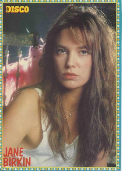jane birkin super disco