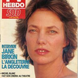 TV Hebdo Sud, 1992