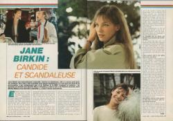 Jane Birkin - Vidéo Internationale -  1983